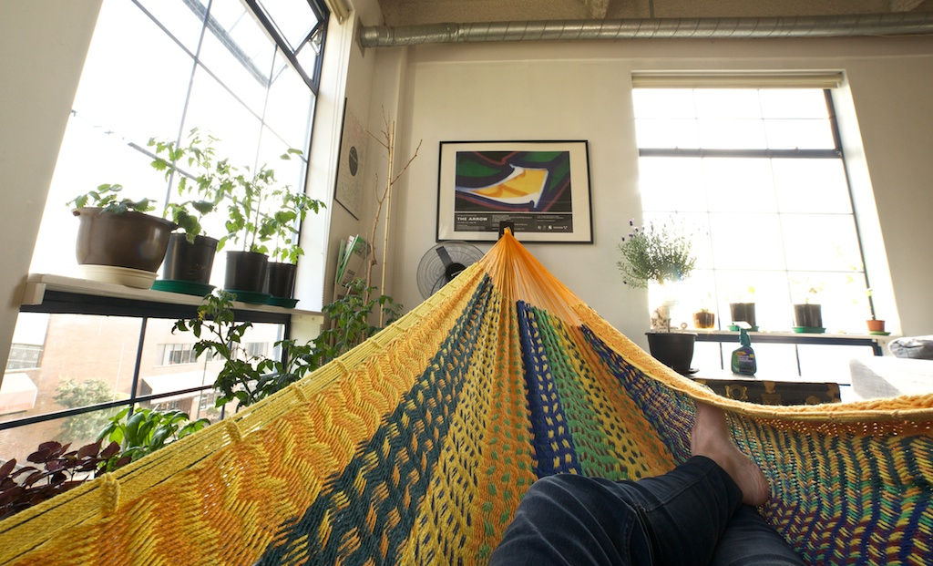 Featured Project: Hammock Stand   The Vancouver Tool Library