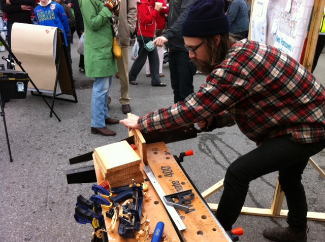 June 1 – Intro to Woodworking with Hand Tools Workshop | The Vancouver Tool Library