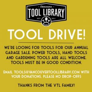 Tool Drive 2016